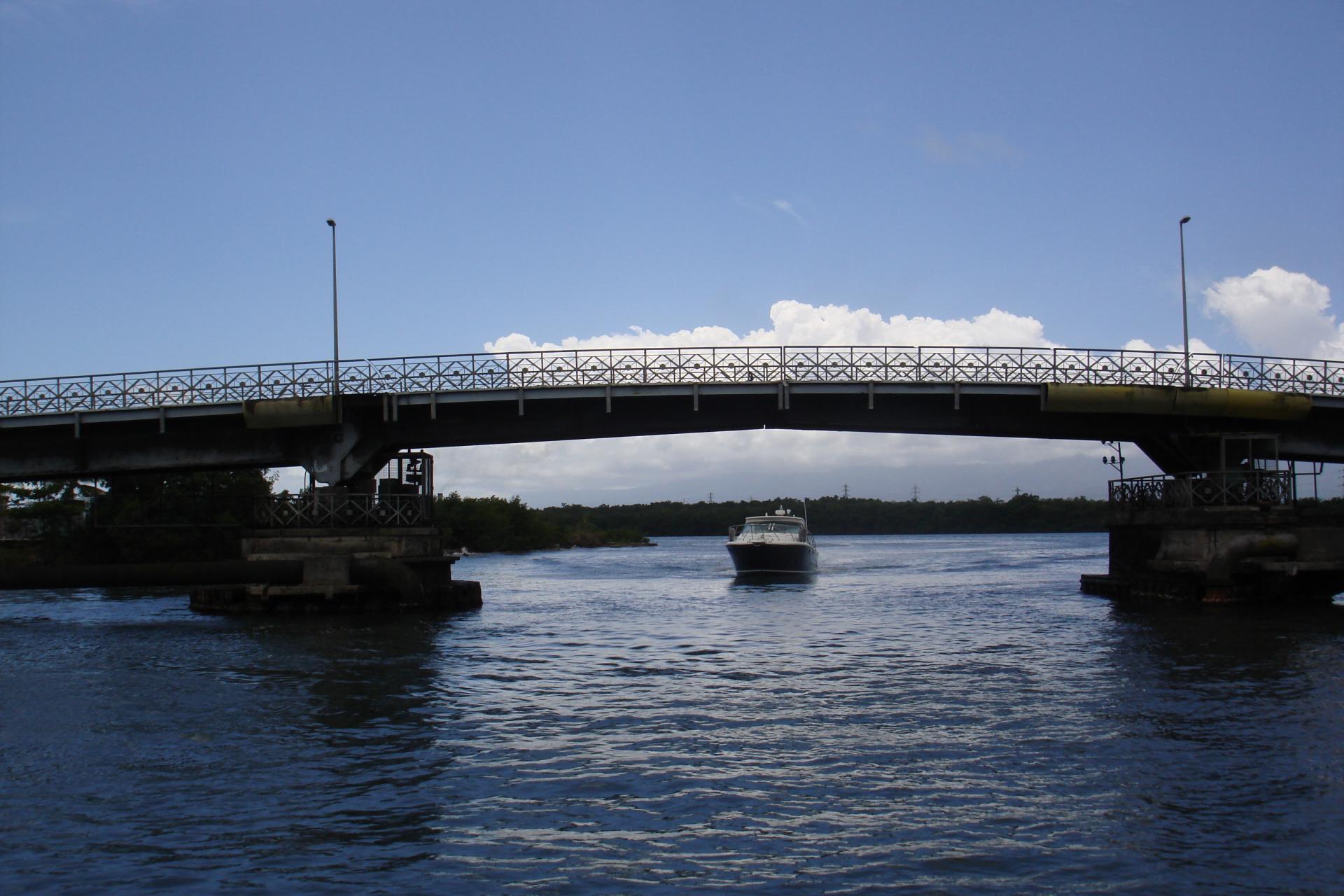Pont de la gabarre