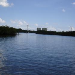 La rivière Salée
